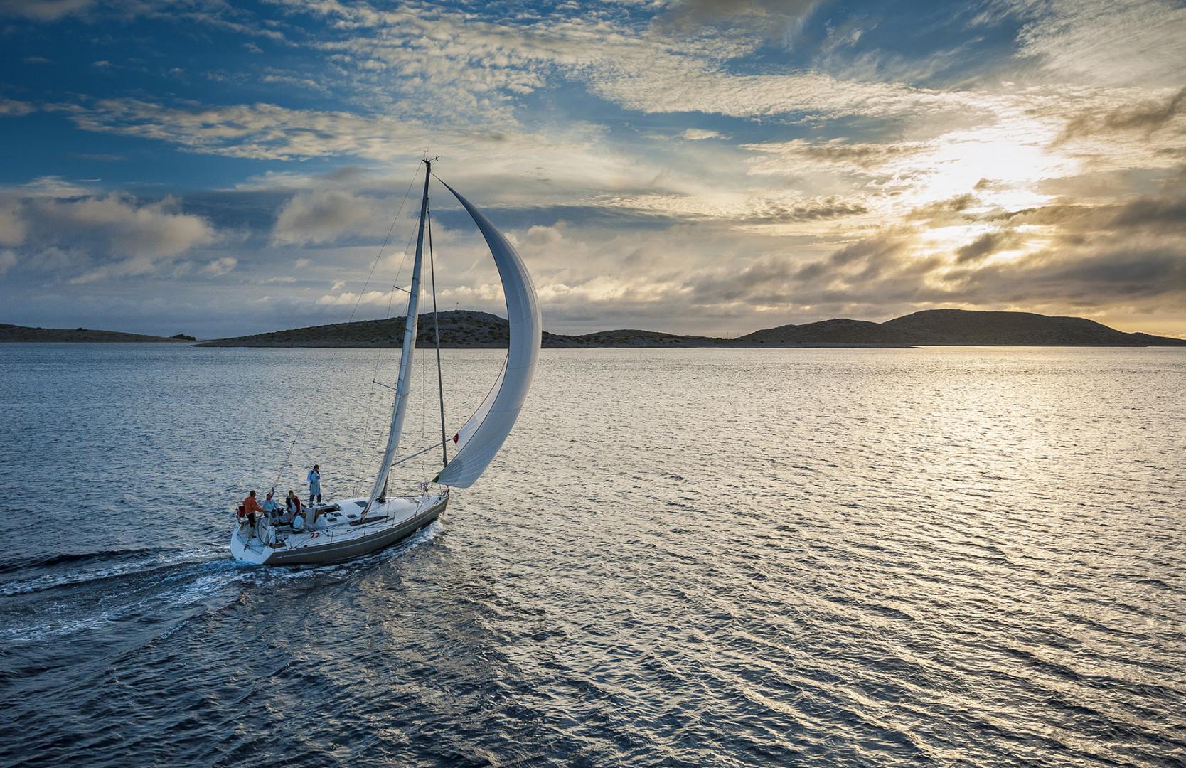 Sail Training Week - Grecia